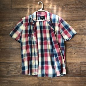 Other - PacSun plaid button down
